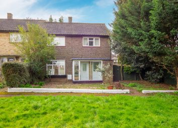 Thumbnail 3 bed end terrace house for sale in Antrobus Close, Cheam, Sutton, Surrey