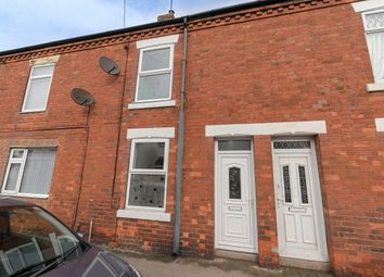 Thumbnail 3 bedroom terraced house to rent in Stoneyford Road, Sutton-In-Ashfield