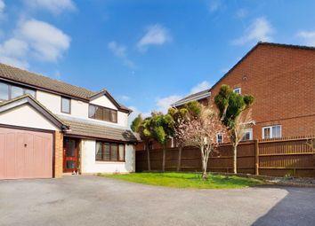 Thumbnail 4 bed detached house to rent in Cyprus Road, Hatch Warren, Basingstoke