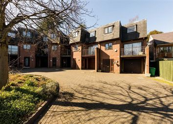 Thumbnail 3 bedroom town house for sale in Kenilworth Court, Nottingham