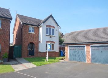 Thumbnail 3 bed detached house for sale in Croome Gardens, Pegswood, Morpeth