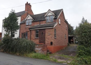 Thumbnail 3 bed cottage for sale in Chestnut Lane, Clifton Campville, Tamworth