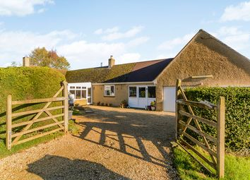 Thumbnail 4 bed detached house for sale in East End, North Leigh. Witney