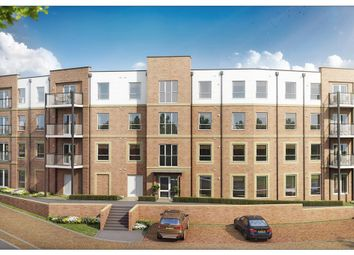 "Thumbnail 2 bedroom flat for sale in ""Boundary Court"" at Cricket Field Grove, Crowthorne"