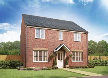 "Thumbnail 4 bed detached house for sale in ""The Chedworth "" at New Village Way, Morley, Leeds"