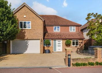Thumbnail 4 bed detached house for sale in St. Nicholas Road, Thames Ditton, Surrey