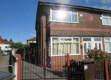 Thumbnail 2 bedroom semi-detached house for sale in Kent Avenue, Droylsden, Manchester