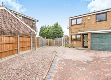 Thumbnail 3 bed terraced house for sale in Amos Jacques Road, Bedworth