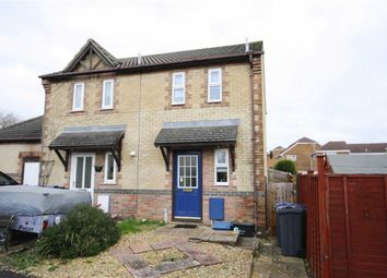 Thumbnail 1 bed end terrace house for sale in Swayne Close, Chippenham, Wiltshire