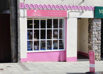 Thumbnail Retail premises for sale in Main Street, Pembroke