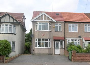 Thumbnail 4 bed end terrace house for sale in Belmont Road, Northumberland Heath, Kent