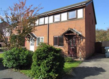 Thumbnail 2 bed semi-detached house to rent in Ashlands Road, Weston Rhyn, Oswestry