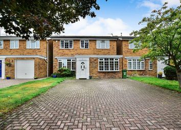 Thumbnail 4 bed detached house to rent in Stanhope Close, Wilmslow