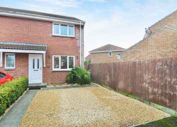 Thumbnail 2 bed semi-detached house for sale in Grove Avenue, Weymouth