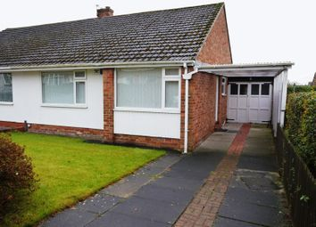 Thumbnail 2 bed semi-detached bungalow to rent in Ashdale Crescent, West Denton, Newcastle Upon Tyne
