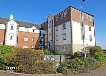 Thumbnail 2 bed flat to rent in Axholme Court, Victoria Dock, Hull