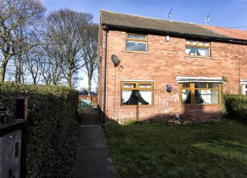Thumbnail 3 bed semi-detached house for sale in Castle Crescent, Thornhill, Dewsbury, West Yorkshire