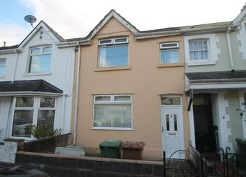 Thumbnail 3 bed terraced house for sale in Pantycelyn Street, Hengoed, Ystrad Mynach, Caerphilly County Borough