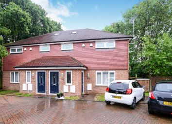 Thumbnail 1 bed maisonette for sale in Croft Close, Chislehurst