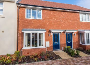 Thumbnail 2 bed terraced house to rent in Wagtail Walk, Finberry, Ashford