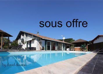 Thumbnail 6 bed villa for sale in Aquitaine, Pyrénées-Atlantiques, Bayonne