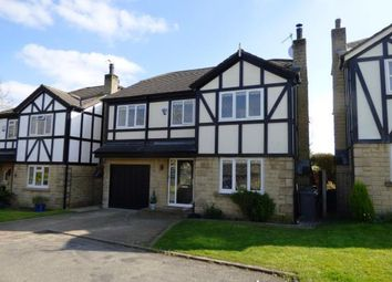 Thumbnail 4 bedroom detached house for sale in Mereside Gardens, Whaley Bridge, High Peak