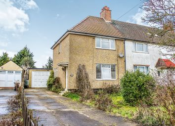 Thumbnail 3 bed end terrace house for sale in Glebe Road, Letchworth Garden City