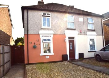 Thumbnail 2 bed semi-detached house for sale in Milestone Road, Dartford