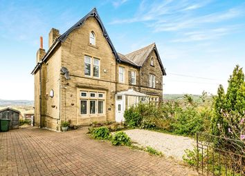 Thumbnail 4 bed detached house for sale in Green Head Lane, Keighley