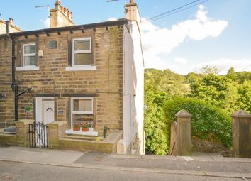 Thumbnail 2 bed end terrace house for sale in Woodhead Road, Holmbridge, Holmfirth