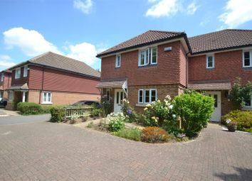 Thumbnail 3 bed semi-detached house for sale in Hollie Close, Smallfield, Horley