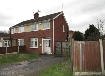 Thumbnail 3 bedroom semi-detached house for sale in Salcombe Grove, Coseley, Bilston