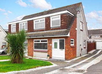 Thumbnail 3 bedroom semi-detached house for sale in Island View, Ardrossan