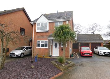 3 bed detached house for sale in Hadley Field, Holbury SO45