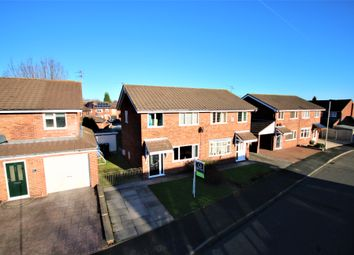 Thumbnail 3 bed semi-detached house for sale in Orchard Brow, Hollins Green
