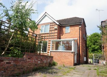 Thumbnail 2 bed semi-detached house for sale in Woodford Lane, Winsford