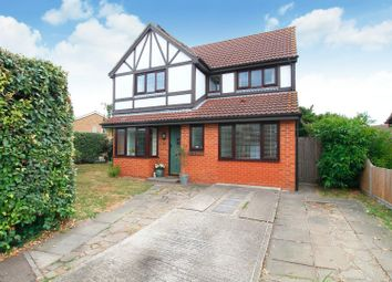 Thumbnail 4 bed detached house for sale in Primrose Way, Chestfield, Whitstable