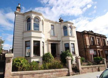 Thumbnail 4 bed flat for sale in Academy Street, Coatbridge