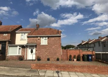 Thumbnail 2 bedroom semi-detached house for sale in Millfield Avenue, Newcastle Upon Tyne, Tyne And Wear