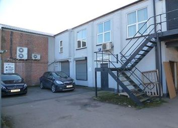 Thumbnail Light industrial to let in Unit 7. Whilem Works. Forest Road, Hainault, Hainault, Essex