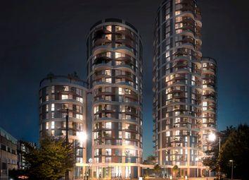 Thumbnail 2 bedroom flat for sale in Cambridge Road, Barking - Barking & Dagenham