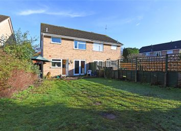 Thumbnail 3 bedroom end terrace house for sale in Frimley, Camberley, Surrey