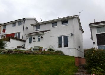 Thumbnail 4 bed detached house for sale in Brecon Rise, Pant, Merthyr Tydfil