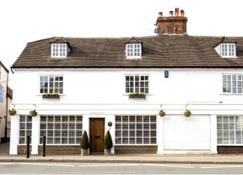 2 High Street, Hadlow TN11. 3 bed property for sale