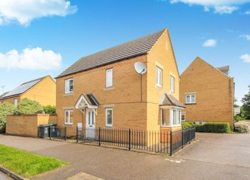 Thumbnail 3 bed detached house for sale in School Lane, Higham Ferrers, Northamptonshire