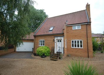 Thumbnail 4 bedroom detached house to rent in St. Audreys, Thetford