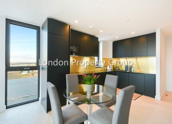 Thumbnail 1 bed flat to rent in 3 Tidemill Square, London SE10, Greater London,