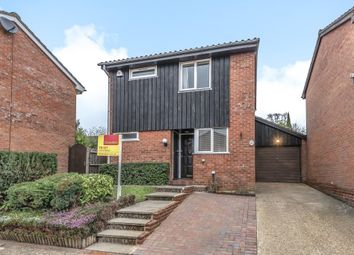 Thumbnail 3 bed detached house to rent in Gainsborough, Bracknell