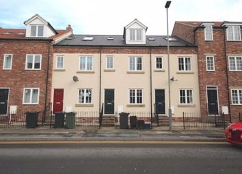 Thumbnail 3 bedroom terraced house to rent in Bridge Wharf, Selby