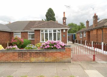 Thumbnail 2 bed semi-detached bungalow for sale in Marley Avenue, Crewe, Cheshire